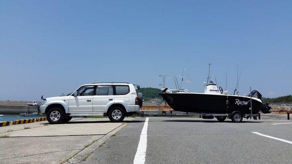 トレーラーボート売ります!!サムネイル