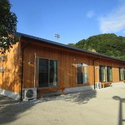 球磨村グラウンド仮設団地、完成しました。サムネイル
