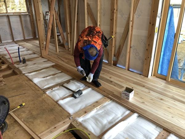 島崎のすべて熊本県産材使用・自然素材のお家の進捗状況です!!サムネイル